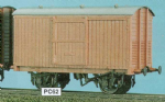 PC62 Parkside Dundas: LNER 12T FRUIT VAN DIA 94